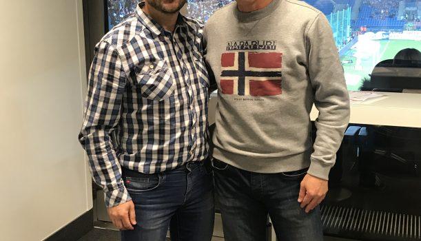 Spotkanie z Mirkiem Szymkowiakiem
