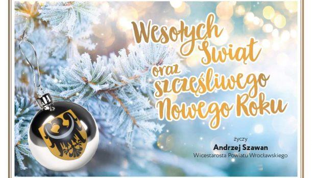 Zdrowych, wesołych świąt Bożego Narodzenia